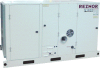 Reznor® PDH Series Indoor, Power-vented Pre-Engineered Ventilation Airhandlers -- Model PDH125