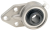 FB Series Standard-Duty 3-Bolt Flange Bracket -- FB-12