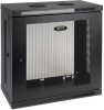 SmartRack Slim 12U Wall-Mount Rack Enclosure Cabinet -- SRW12U13