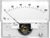 Presentor - Industrial Series Analogue Meter -- R29W -- View Larger Image