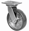 Series 6 Heavy Duty - Swivel Caster -- S6625R-SS
