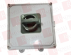 SHAMROCK CSSD25D1-ENCL-BK ( DISCONNECT ENCL BLACK HANDLE ) -Image