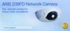 AXIS 209FD Network Camera