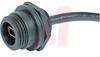 CONNECTOR, PANEL MOUNT, MINI USB B TYPE -- 70099067