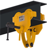 Beam Trolley Clamp -- OZ3BTC