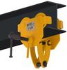Beam Trolley Clamp -- OZ1BTC