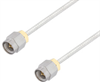 SMA Male to SMA Male Cable Assembly using LC085TB Coax, 6 FT -- LCCA30111-FT6 -Image