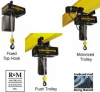 LOADMATE® ELECTRIC CHAIN HOISTS THREE PHASE UNITS -- H2764437029