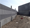 Outdoor Barrier Walls