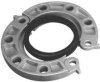 Flange Fitting -- 341-6IN-S-GLV