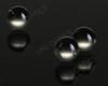 Fused Silica Ball and Half-Ball Lenses