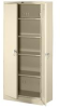 Tennsco Deluxe Cabinets -- H1870-CP -Image