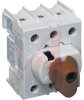 Switch, Motor Disconnect, 14-8 AWG, 3 POLE, 40 AMP -- 70156985
