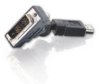 360° Rotating HDMI® Male to DVI-D™ Male Adapter -- 2101-40930-ADT - Image