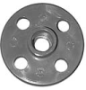 Schedule 80 PVC Pressure Fitting Flanges - One Piece (S)