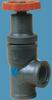 NIBCO® Chemtrol® PVC Angle Globe Valve -- 19415