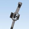 Plastic Cable Ties : Center Mount : Plastic Cable Ties One Piece : Push Mount -- PLWP50SE-D30