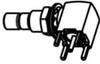 RF Connectors / Coaxial Connectors -- 59S22B-40MT5-A -Image