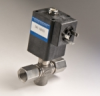 Cryogenic 2-Way Direct Acting Solenoid Valves -- SV91 Series -- View Larger Image