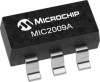 Programmable 0.1A - 0.9A Current Limit Single High-Side Switch -- MIC2009A -Image