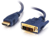 1m Velocity™ HDMI® to DVI-D™ Digital Video Cable (3.2ft) -- 2103-40319-003 - Image