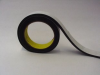 3M 4714 Black Single Sided Foam Tape - 1/2 in Width x 18 yd Length - 1/4 in Thick - 06471 -- 051131-06471 -- View Larger Image