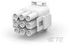 Rectangular Power Connectors -- 1-1863003-2 -Image