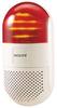 PATLITE (U.S.A.) - WG-03BT-R - LED, INDICATOR, SIGNAL, LIGHT, RED -- 853542