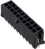Rectangular Connectors - Headers, Male Pins -- WM10735-ND