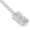 Cat. 5E EIA568 Plenum Patch Cable, RJ45 / RJ45, 80.0 ft -- T5A00020-80F -Image