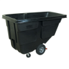 1/2 cu. yd. - Black- Utility Grade Tilt Truck -- RUB155