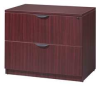 File Cabinet,Lateral,Legacy,Mahogany -- 12T572