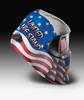 3M Speedglas 100 Welding Helmets with Variable Shade Filters - American Pride Helmet 100 > UOM - Each -- 07-0012-31AP -- View Larger Image