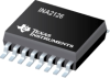 INA2126 Micropower Instrumentation Amplifier Single and Dual Versions -- INA2126E/250 - Image