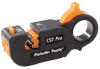 Coaxial Cable Stripper,Blue -- 4NHP4