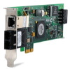 Fiber/Copper Mixed Media Desktop Network Interface Cards -- AT-2716POE