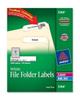 Avery Filing Label -- 5366