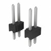 Rectangular Connectors - Headers, Male Pins -- 6-146266-0-ND -Image