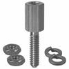 D-Sub, D-Shaped Connectors - Accessories - Jackscrews -- 3M158931-ND -Image