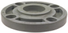 CPVC Schedule 80 Webbed Blind Flanges