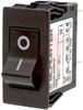Circuit Breaker; 20 A; 125/250 VAC; Quick-Connect; Black; ABD Series -- 70160370
