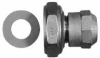 Straight Coupling With Mueller 110® Compression Connection -- H-15512N
