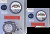 Type Y & Z pressurization system -- 1001C