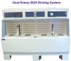 Dual Rotary BOE Etching System