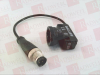 BALLUFF BOS 11K-PA-IE11-00,15-S4 ( (BOS012T) PHOTOELECTRIC SENSOR, CONNECTION TYPE=CABLE WITH CONNECTOR, SWITCHING OUTPUT=PNP NORMALLY CLOSED (NC);PNP NORMALLY OPEN (NO) (PINS 4-2), RANGE MAX.=20 M ) -- View Larger Image