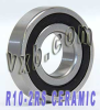 R10-2RS Bearing Hybrid Ceramic Sealed 5/8 -- Kit7575