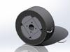 Limited Angle Torque Motor -- TMR-010-45-175-4-48V - Image