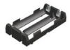 THM Holder for Dual 18650 Batteries -- 1049