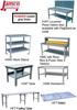 FOLDING TABLES -- HFT405