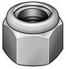 Locknut,Nylon Insert,2 3/4-12 -- 4FJA3 - Image